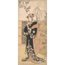 Katsukawa Shunko: The Actor Arashi Ryûzô - Metropolitan Museum of Art