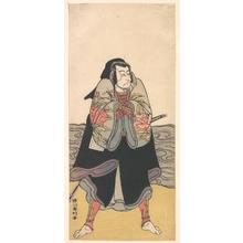 Katsukawa Shunko: Ichikawa Danjuro V - Metropolitan Museum of Art