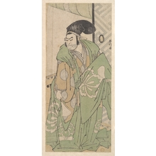 Katsukawa Shunko: The First Nakamura Nakazo in the Role of Ko no Moronao - Metropolitan Museum of Art