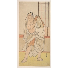 Katsukawa Shunko: The Third Otani Hiroji as a Wrestler - Metropolitan Museum of Art