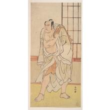 Katsukawa Shunko: The Third Otani Hiroji as a Wrestler - Metropolitan Museum of Art