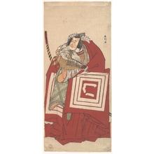 Katsukawa Shunko: The Actor Ichikawa Monnosuke II - Metropolitan Museum of Art