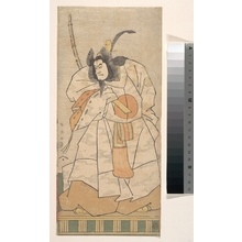Katsukawa Shun'ei: The Actor Morita Kanya VIII as Tatsugorô - Metropolitan Museum of Art