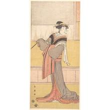 Katsukawa Shun'ei: Segawa Kikunojo III - Metropolitan Museum of Art