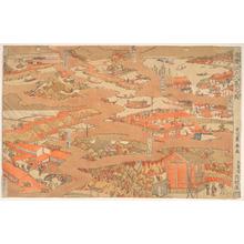 Utagawa Toyoharu: Edo Hakkei no Zu - Metropolitan Museum of Art
