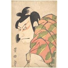 Utagawa Toyokuni I: Nakamura Nakazo II as Matsuo-maru - Metropolitan Museum of Art