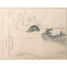 Ryuryukyo Shinsai: Turtle Island and Fujiyama - Metropolitan Museum of Art