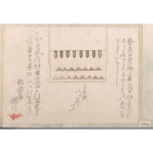 Haikairyo Fukuo: A Kind of Religious Paper Decoration - メトロポリタン美術館