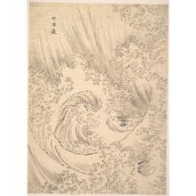 Katsushika Hokusai: Wave - Metropolitan Museum of Art
