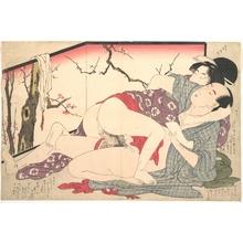 Kitagawa Utamaro: Erotic Print - Metropolitan Museum of Art