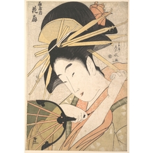 Ichirakutei Eisui: A Beauty - Metropolitan Museum of Art