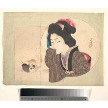 渓斉英泉: - メトロポリタン美術館