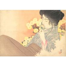 Kajita Hanko: White Chrysanthemums - Metropolitan Museum of Art