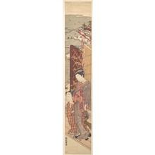Isoda Koryusai: The Rustic Pavilion - Metropolitan Museum of Art
