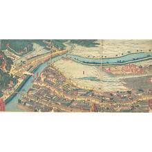 Utagawa Sadahide: Revised Yokohama Landscape - Metropolitan Museum of Art