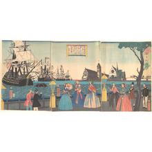 Utagawa Yoshitora: England - Metropolitan Museum of Art
