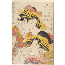 菊川英山: (Untitled) - メトロポリタン美術館