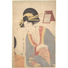 喜多川歌麿: A Parcel of Four Utamaro Prints - メトロポリタン美術館