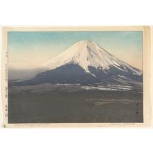 吉田博: Ten Views of Fuji - メトロポリタン美術館