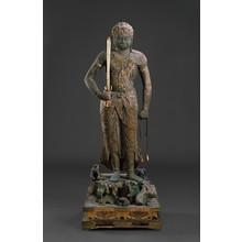 Unknown: Wisdom King Fudo (Fudo Myo-o) - Metropolitan Museum of Art