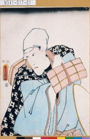 M341-017-01- 嘉永05・07・25河原崎座『児雷也豪傑譚語』