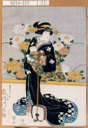 N054-055(03)文政04・09・河原崎座『菊宴月白浪』