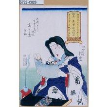 銀光: 「坂東三津五郎」 - 東京都立図書館
