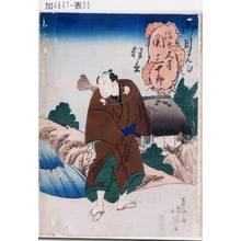 北英: 「御目見え狂言」「浮世又平 関三十郎」 - 東京都立図書館