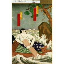 幾英: 「斎藤金次 川上音二郎」「江口十作 藤沢浅次郎」 - Tokyo Metro Library