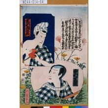 竹葉堂: 「中村芝翫」「市村羽左衛門」 - Tokyo Metro Library