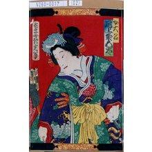 銀光: 「女大名 尾上菊五郎」 - 東京都立図書館