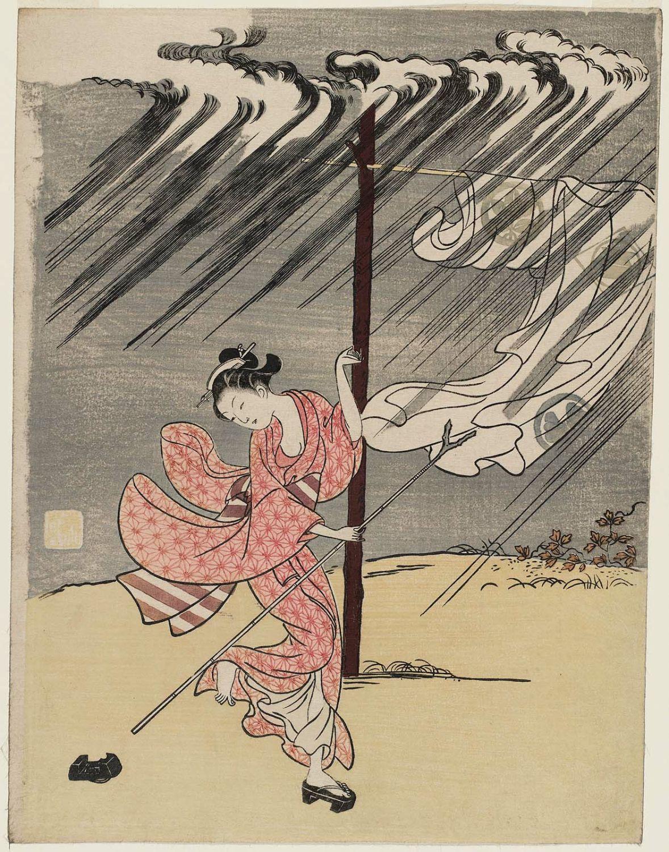 Harunobu Suzuki Prints