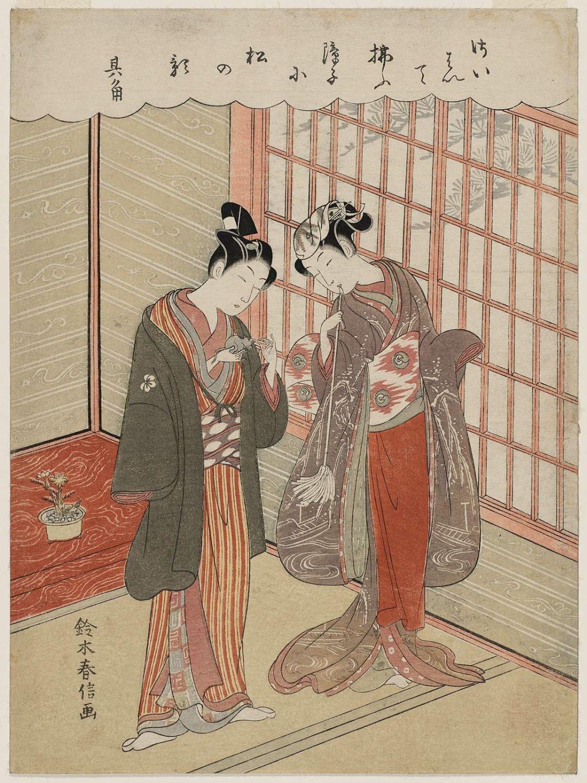 鈴木春信の画像 p1_35