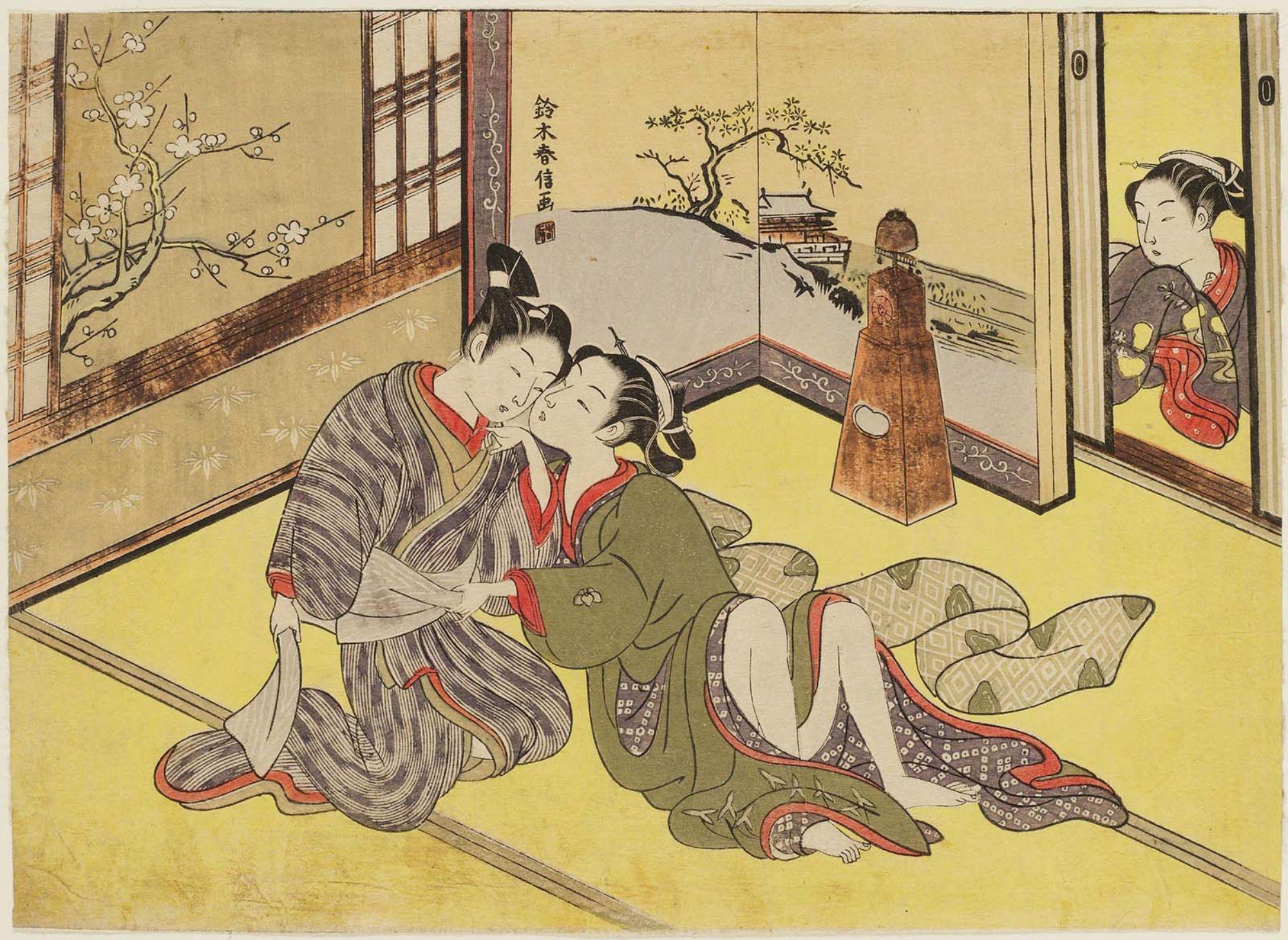 Suzuki Harunobu Suzuki Harunobu Ukiyoe Search