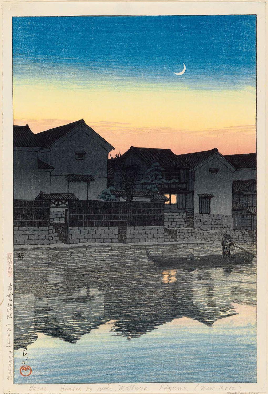 the ukiyo e wood block print during the edo period essay Discover the story behind utagawa kuniyoshi's cat-obsessed  interesting ones occur during the edo period  filed under animals japan print ukiyo-e 1850s.