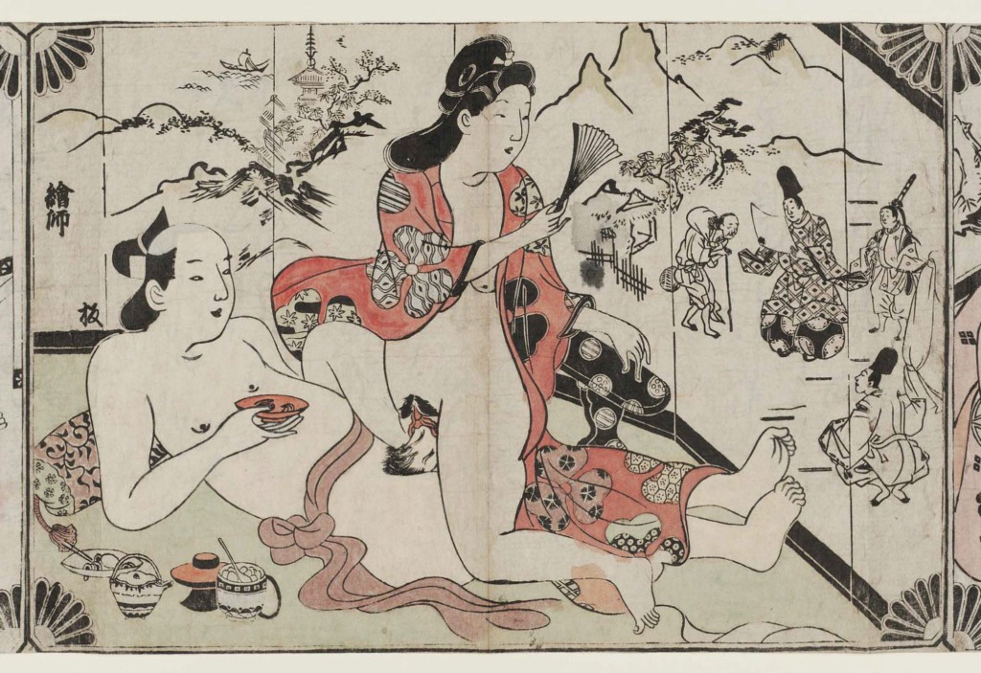 The Truth About Sex in Japan  Japanese Rule of 7