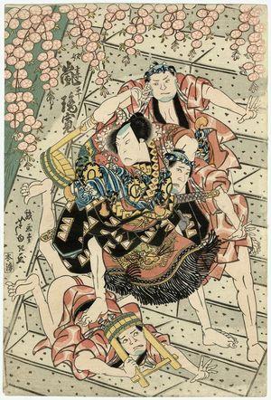 Gigado Ashiyuki: Actor Arashi Rikan - Museum of Fine Arts