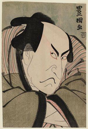 歌川豊国: Actor Ichikawa Danzô IV as Keyamura Rokusuke - ボストン美術館