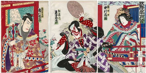 compare and contrast noh and kabuki theaters The poet and novelist toson shimazaki writes that on the stage of the noh theater there are no sets that in contrast, hanamichi in kabuki theaters is.
