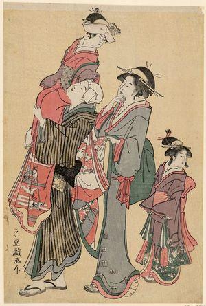 Rekisentei Eiri: Visiting a Shrine - Museum of Fine Arts
