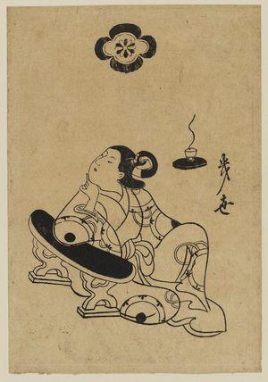 Okumura Masanobu: Ikuyo - Museum of Fine Arts
