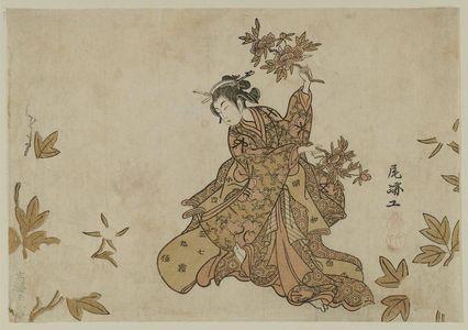 Unknown: Lion Dance (Shakkyô) - Museum of Fine Arts
