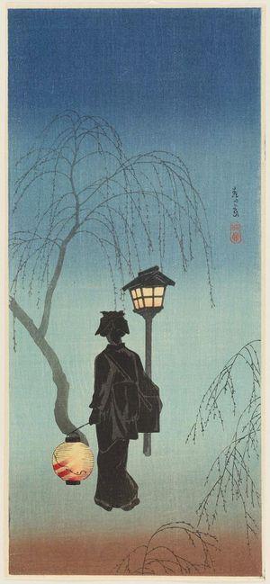 高橋弘明: Haru no yoi (Spring night) - ボストン美術館