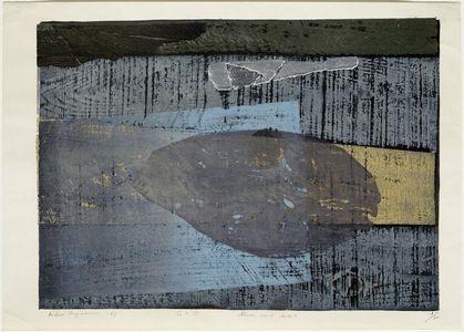 Hagiwara Hideo: Stone and Sand (Ishi to suna) - Museum of Fine Arts