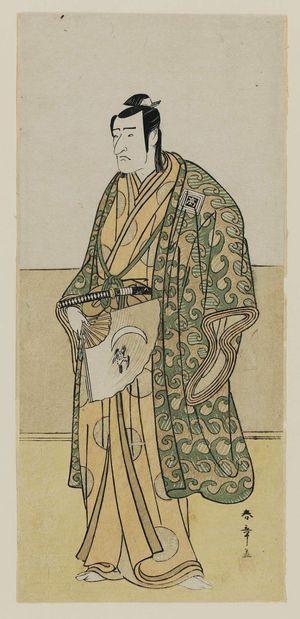 Katsukawa Shunsho: Actor Ichikawa Komazo II - Museum of Fine Arts