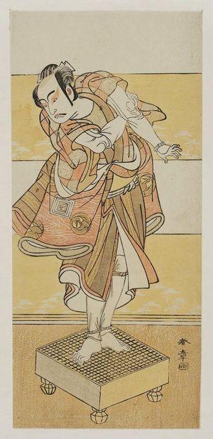 Katsukawa Shunsho: Actor Ichikawa Yaozo - Museum of Fine Arts
