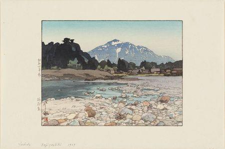 Yoshida Hiroshi: Kajiyashiki - Museum of Fine Arts