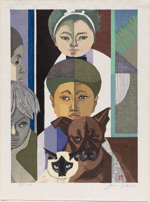 Sekino Jun'ichiro: My Family - Museum of Fine Arts