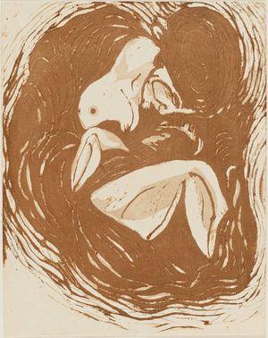Onchi Koshiro: Mother and Child - Museum of Fine Arts