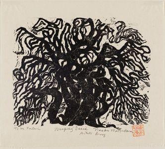 松原直子: Weeping Beech - ボストン美術館